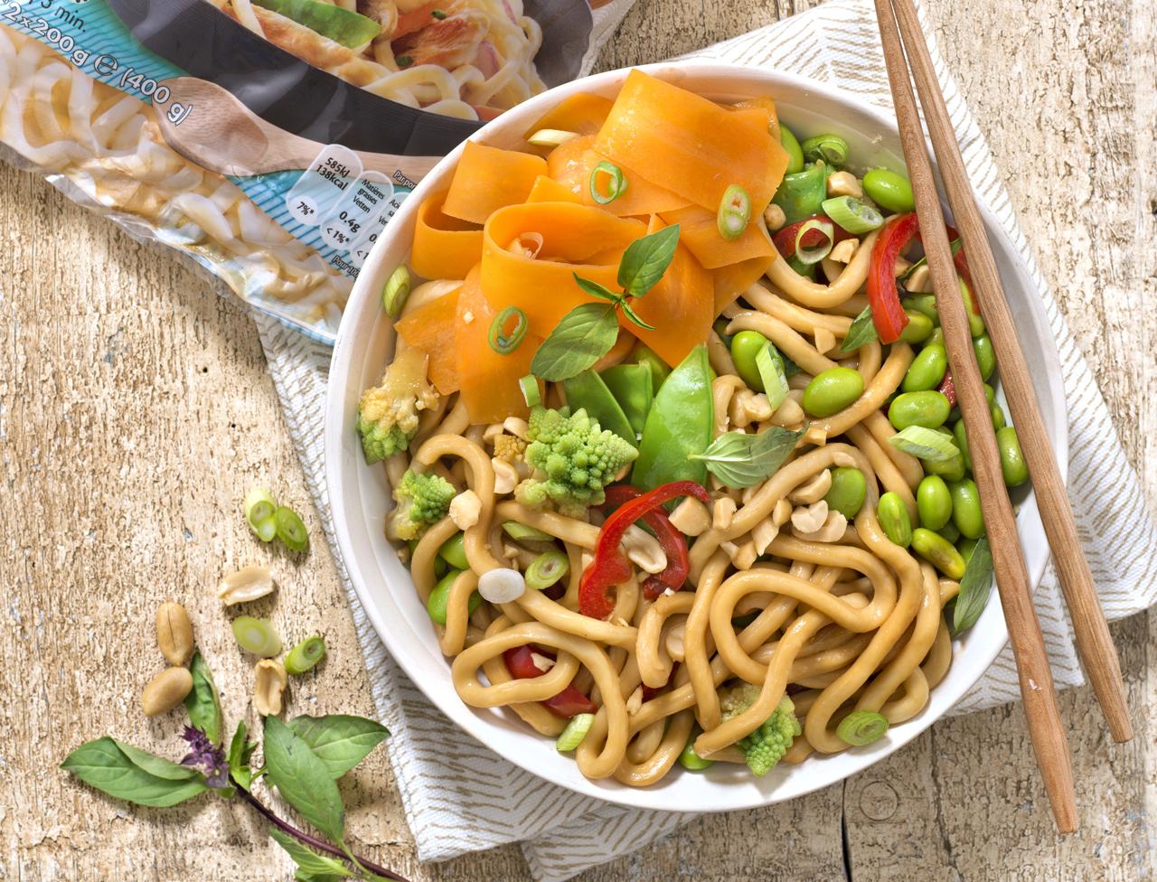 """Wok, nos meilleures recettes avec cette """"poêle"""" chinoise"""