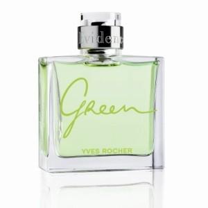 Comme une Evidence Green, la fraîcheur au masculin par Yves Rocher