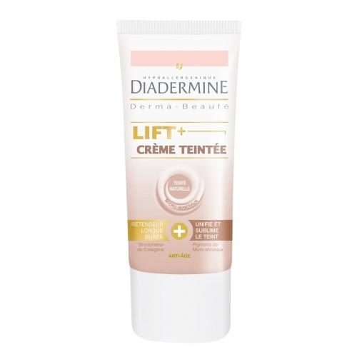 Lift + Soin de Jour Crème Teintée de DIADERMINE, profitez