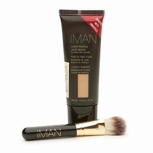 Un perfecteur de teint pour toutes les beautés du monde signé Iman Cosmetics